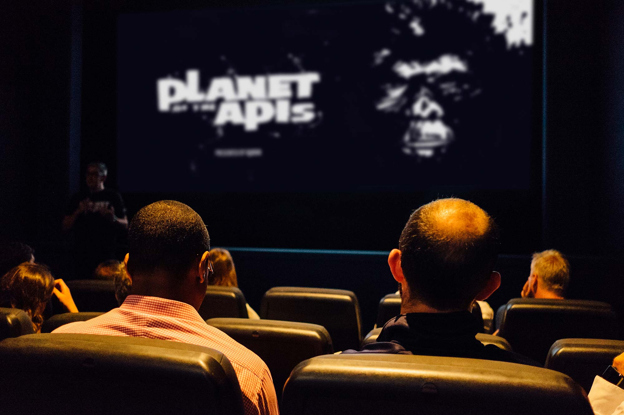 Planet of the Apes Cinema