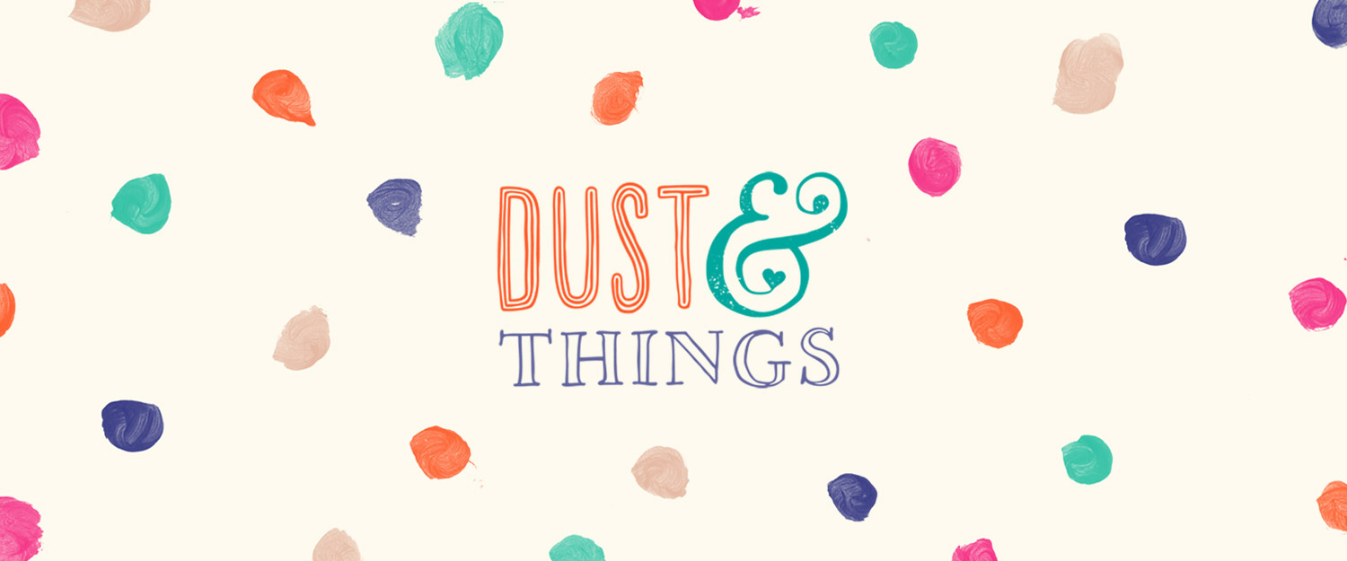 Designing A Range Of Cheerful Greeting Cards For Dust And Things