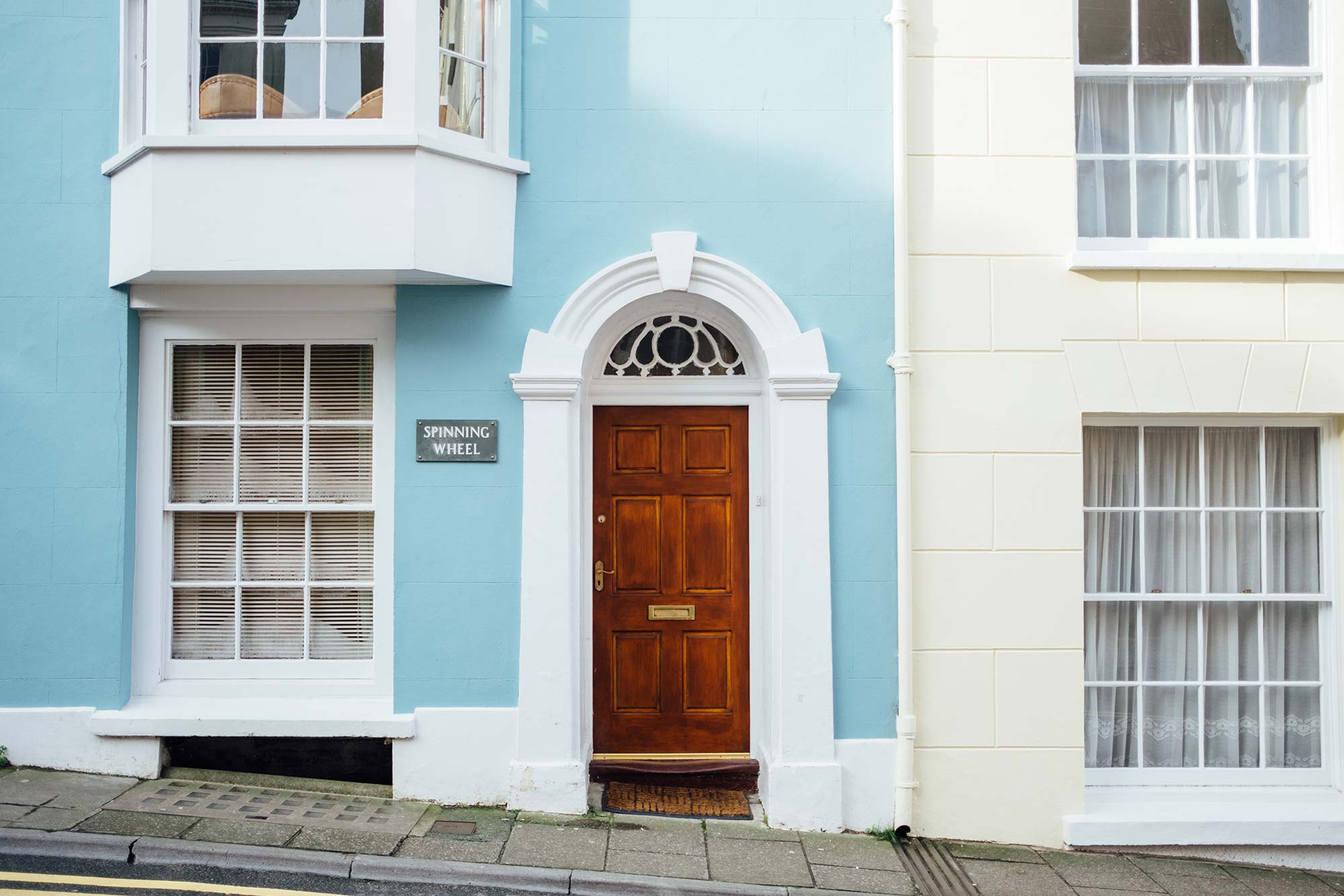 Tenby Door Photography