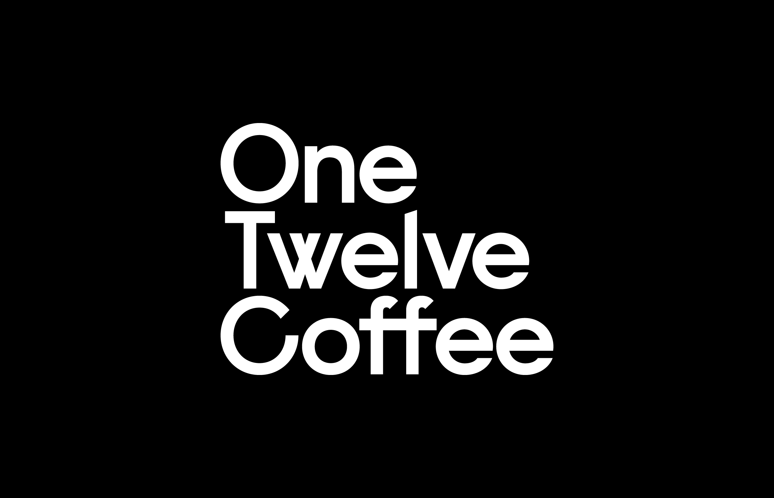 one twelve coffee shop newport branding brand graphic design illustration dynamic pobl housing homeless signpainting cardiff wales yellow
